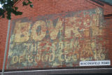 Ghost sign for Bovril on Beaconsfield Road taken in 2017.