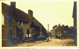 Postcard of Anthony Street, Rothley, Top End, c1912