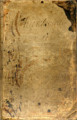 Churchwardens Account Book 1750-1887 for St Mary and St John, Rothley Parish Church