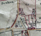 Map of 1842 Rothley Temple Estate Cross Green-5