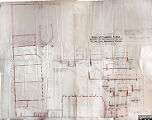 Frisby & Jarvis (W. Thompson & Sons) - plans of extension to factory, 1881