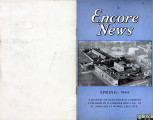Encore News, Spring 1949