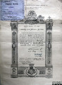 "Hawley & Johnson Ltd Trade mark certificates for ""Hawleda"", 1919"