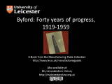D. Byford and Co. 1940