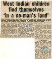 A collection of newspaper cuttings  from the Leicester Mercury regarding the Leicester United...